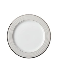 Porsgrunds Porselænsfabrik Saturn Platina Asjett 21 cm