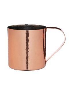 Barcraft Hamret Kobber Finish Moscow Mule Mug, 550
