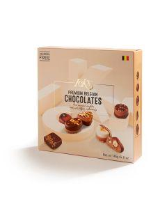 Belgisk Sjokolade 9pk
