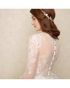 Hver brudekjole er som et eventyr - Otilia Brailoui