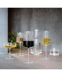 Hadeland Glassverk Capri Champagneskål 25 cl 6pk