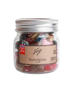 Norgesglasset Norgesglass Nostalgiske - Drops