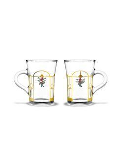 Holmegaard Christmas Jule Hotdrink-Glass 2020 Mult
