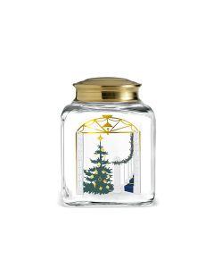 Holmegaard Christmas Julekakeglass 2020 Multi H16