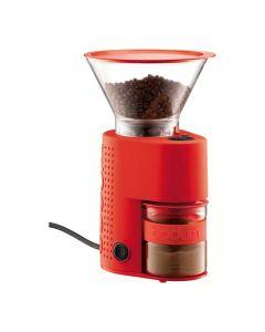 Bodum Bistro Kaffekvern Rød