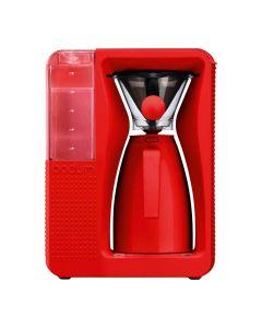 Bodum Bistro Kaffemaskin 1,2L Rød