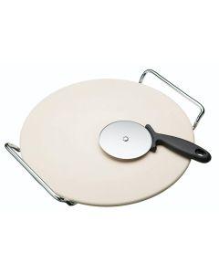Kitchencraft Pizzasten og Pizzahjul