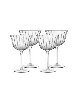 Luigi Bormioli Bach Cocktailglass Retro 26cl 4 stk 15,7cm