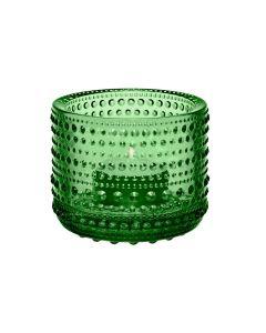 Iittala Kastehelmi Lyslykt 64Mm Grønn