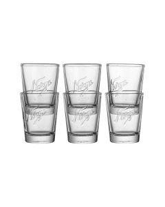 Norgesglasset Shotglass 6pk