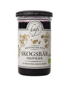 Hafi Syltetøy/Honning Skogsbær Syltetøy Økologisk