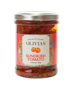 Olivias Grønnsaker Soltørkede Tomater