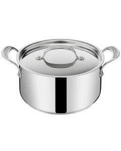 Jamie Oliver Cooks Classics Kjele m/lokk 5,2 liter 24 cm