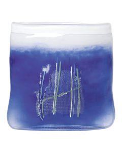 Hadeland Glassverk Aqua Vase 21,5cm