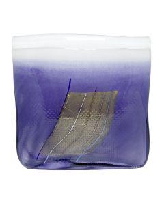 Hadeland Glassverk Aqua Vase Fiolett