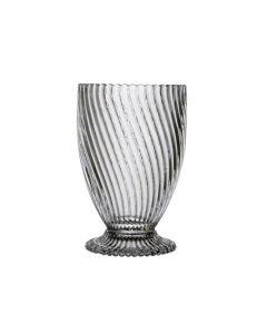 Hadeland Glassverk Turbin Vase Lav