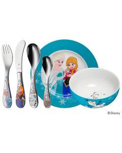Wmf Barn Disney Frozen Children'S Set, -6 Piece
